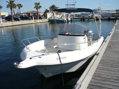 Location bateau à moteur PACIFIC CRAFT 630 OPEN