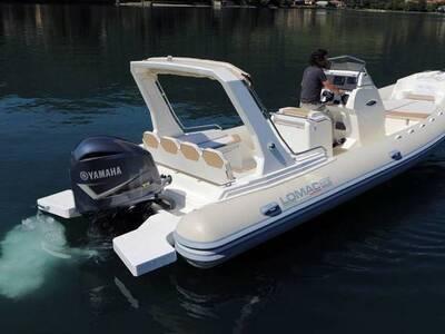 Location bateau à moteur LOMAC 850 IN